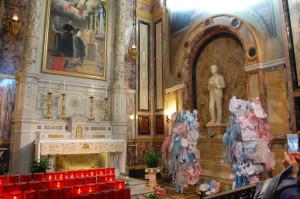 Altare di S. Domenico Savio - Valdocco (TO)